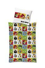 Linge de lit oiseaux en colère Cube Smartphone Portable Cool 135 x 200 cm