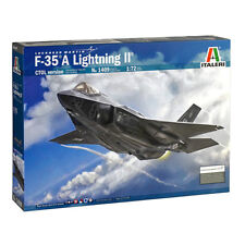 Italeri F-35A Lightning II 1409 1:72 Aircraft Model Kit