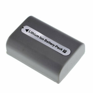 Battery for Sony NP-FP50 NP-FP30 NP-FP40 DCR-HC20 DCR-DVD405 DCR-SR50 HDR-HC3