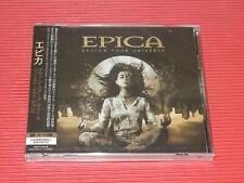 2019 EPICA DESIGN YOUR UNIVERSE GOLD EDITION JAPAN 2 CD SET