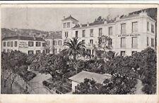 GRASSE hôtel pension beau soleil timbrée 1923