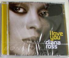 DIANA ROSS - I LOVE YOU - CD Sigillato