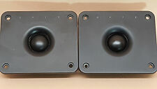 MATCHING PAIR BOSTON  ACOUSTICS T830, A60 (+ OTHERS) CFT3 TWEETERS, NICE (SP140)