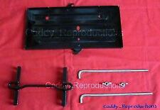 1958 Cadillac Battery Tray & Hold Down W/ Bolts 58
