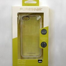 Pure Gear Slim Shell Case Apple iPhone 5C Clear White New