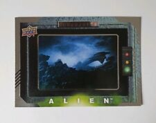 Upper Deck Alien Silver Foil Parallel Base Card No.15