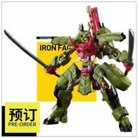 "Pre-order Transformers Iron Factory IF EX-34 Spirits of The /""D.E.C/""-Alkaid"