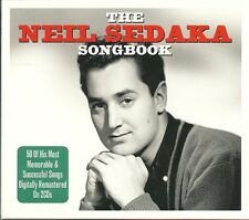 THE NEIL SEDAKA SONGBOOK - 2 CD BOX SET - HAPPY BIRTHDAY SWEET SIXTEEN & MORE