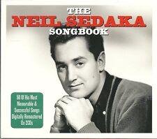THE NEIL SEDAKA SONGBOOK - 2 CD BOX SET - HAPPY BIRTHDAY SWEET SIXTEEN & MORE