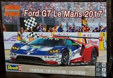 Revell Monogram 4418 2017 Ford GT Le Mans plastic model kit 1/24