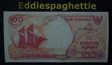 Indonesia 100 Rupiah 1992(2000) Replacement XVZ UNC P-127