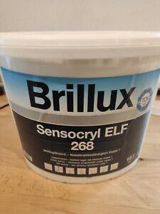 Brillux Sensocryl 268 Weiß 15 Liter