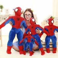 45/55/75/95CM Soft Stuffed Super Hero Spiderman Movie Figure Plush Toy Doll Gift