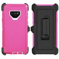 For Samsung Galaxy NOTE9,Hybrid Heavy Duty Defender Case w/ Clip Fit Otterbox PW