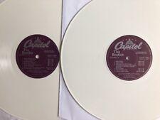 The Beatles-white Album-Rare Canadian WHITE VINYL LP/Capitol Records 1978