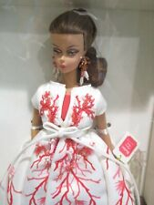 PALM BEACH CORAL Silkstone Barbie BFMC GOLD LABEL R4535
