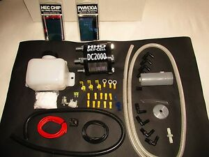 DC2000 Advanced HHO Kit + Chip + PWM current controller  Engines 1.4 - 2.5 Litre