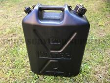 NEW NATO WATER CARRIER 20LTR - British Army Plastic Jerry Can Canister Container