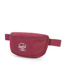 Herschel Supply Co. Sixteen Hip Pack in Winetasting Crosshatch NWT Free Shipping