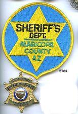5704 - INSIGNE DE SHERRIF'S POSSE ARIZONA