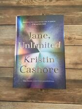 Jane, Unlimited by Kristin Cashore (2017, Hardcover), YA books, Young Adult