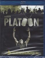 Blu-Ray Platoon Por Oliver Stone Nuevo 1986
