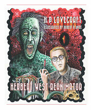 NEW! H. P. Lovecraft: Herbert West Reanimator - NEW Necronomicon Press!