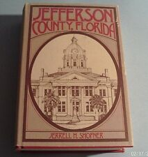 1976 JEFFERSON COUNTY, FL by JERELL H. SHOFNER (Hardcover)