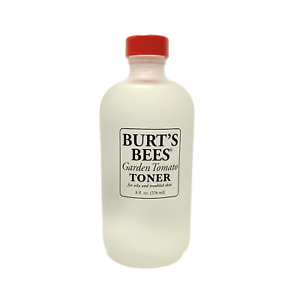 Burt's Bees Garden Tomato Toner 8 oz New Sealed
