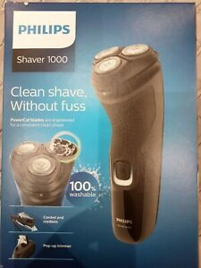 New Philips Series 1000 Dry Electric Shaver