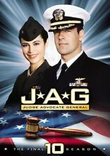 JAG: The Final Season 10 [5 Discs] DVD Region 1