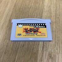 Yu-Gi-Oh! Yugi vs Joey Nintendo Gameboy Advance cartridge video