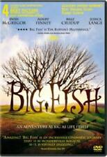 Big Fish New Dvd! Ships Fast!