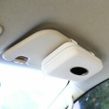 Auto Car Tissue Box Holder Leather For Hanging Back Seat Headrest Case Paper