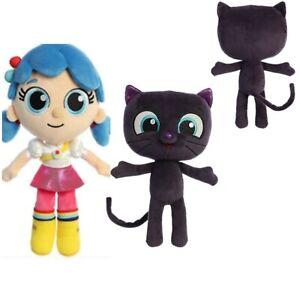True and The Rainbow Kingdom Stuffed Plush Soft Toys Bartleby Cat Teddy Kid Gift