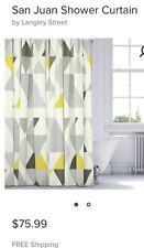 Shower curtain (San Juan style) from All Modern website