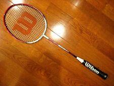 Wilson TI Smash Badminton Racquet - Brand New!
