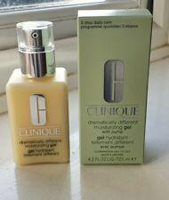 Clinique dramatically different moisturiser gel with pump 125ml BNIB
