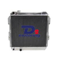 3ROW Aluminum Radiator Fit HILUX LN85 LN60 LN61 LN65 2.4LTR DIESEL 84-91 MT D2
