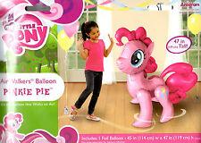 "My Little Pony Pinkie Pie 47"" 3D JUMBO AIRWALKER PARTY BALLOON PARTY SUPPLIES"