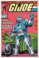 G.I. Joe: A Real American Hero #58 (Apr 1987 Marvel) 1st Armored Cobra Commander