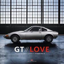 Opel GT - 50 Jahre (GT Love 1100 1900 /J) Buch book Geschichten