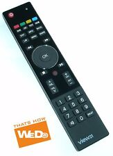VIEW21 VV107ZRH SMART DIGITAL TV RECORDER REMOTE CONTROL BV21R050WRC