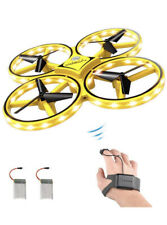 Firefly Drone Hand Control Quadcopter Toy (CLEARANCED)