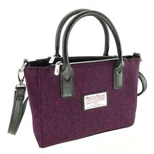 Ladies Authentic Harris Tweed Small Tote Bag With Shoulder Strap LB1228 COL 67