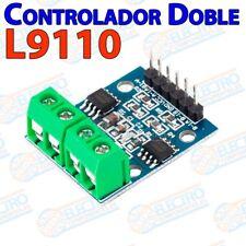 L9110s Controlador Doble Motor paso a paso puente H dual driver stepper L9110 DC
