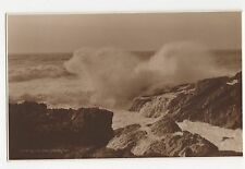 Rough Sea, Judges 11676 Postcard, A891