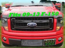13 2013 09-13 10 11 12 Ford F150 F-150 Bolton Bumper Grille Grill 2012 2011 1PC