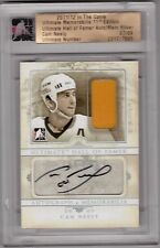 CAM NEELY 11/12  ITG Ultimate Hall Of Fame HOF Auto Autograph Jersey #'d /9 SP