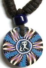 Zodiac Pendant - Aquarius (January 21- ebruary 19)  (on cord with earring)